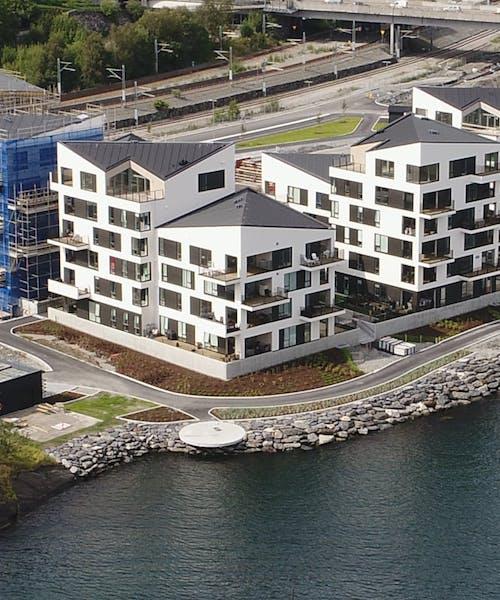 Paradis Brygge aug 2019