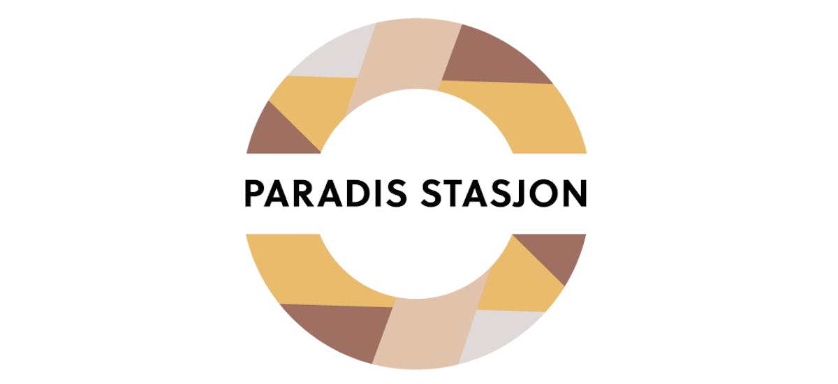 Paradisstasjonlogo